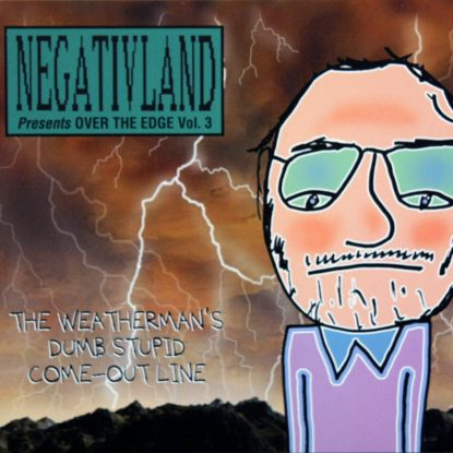 Negativland - Over The Edge V3: Weatherman - CD