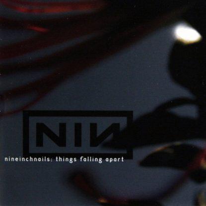 Nine Inch Nails -Things Falling Apart - CD