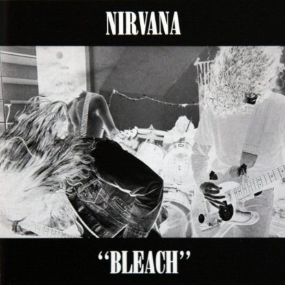 Nirvana - Bleach - CD