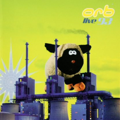 Orb - Live 93 - CD