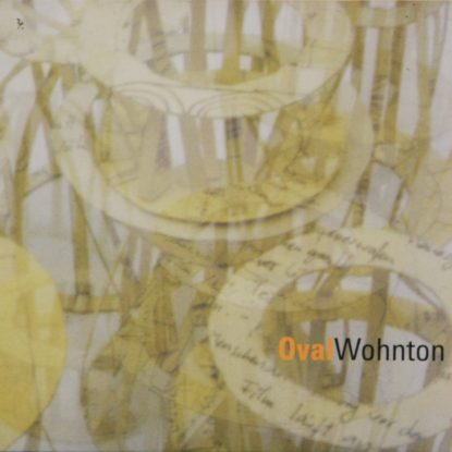 Oval - Wohnton - CD