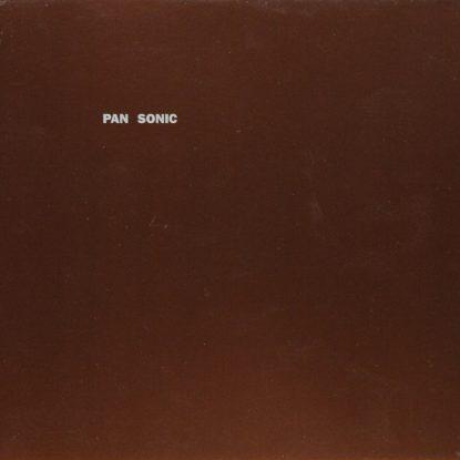 Pan Sonic - A - CD