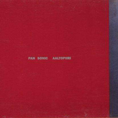 Pan Sonic - Aaltopiiri - CD