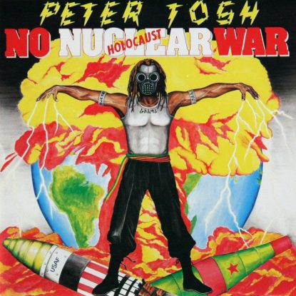 Peter Tosh - No Nuclear War - CD