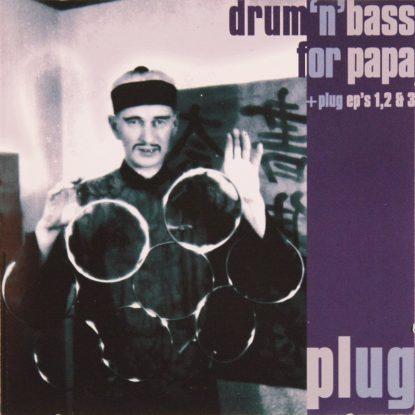 Plug - Drum N Bass For Papa - CD