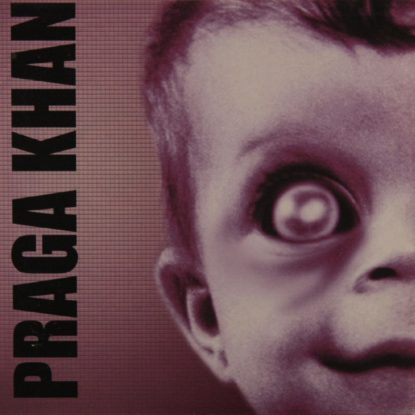 Praga Khan - Supersonic Lovetoy - CD