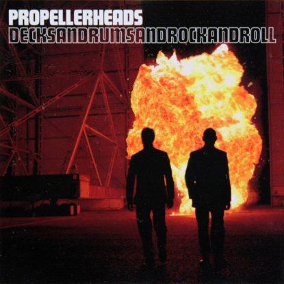 Propellerheads - Decksandrumsandrockandroll - CD