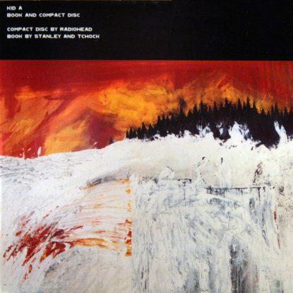 Radiohead - Kid A + Book - CD