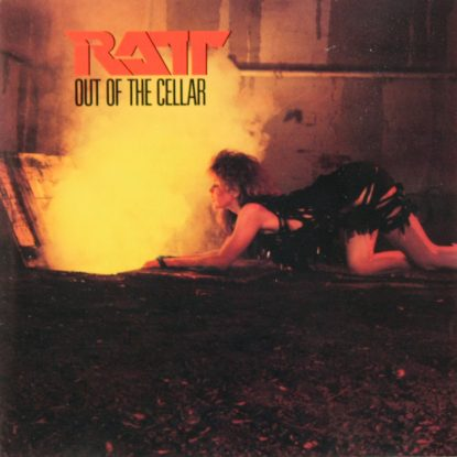 Ratt - Out of the Cellar - CD