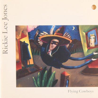 Ricky Lee Jones - Flying Cowboys - CD