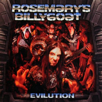 Rosemary's Billygoat - Evilution - CD