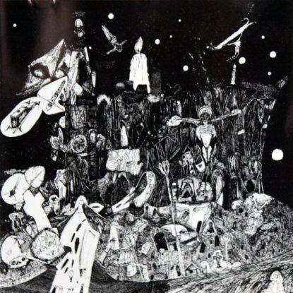 Rudimentary Peni - Death Church - CD