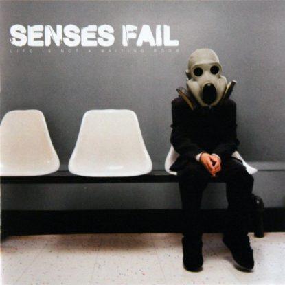 Senses Fail - Life Is Not A Waiting Room - CD