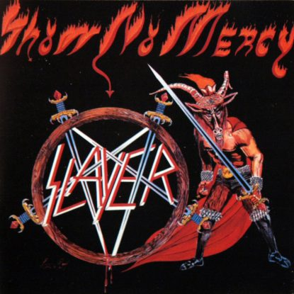 Slayer - Show No Mercy - CD
