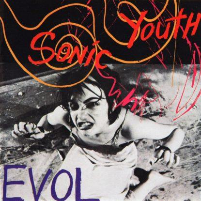 Sonic Youth - Evol - CD
