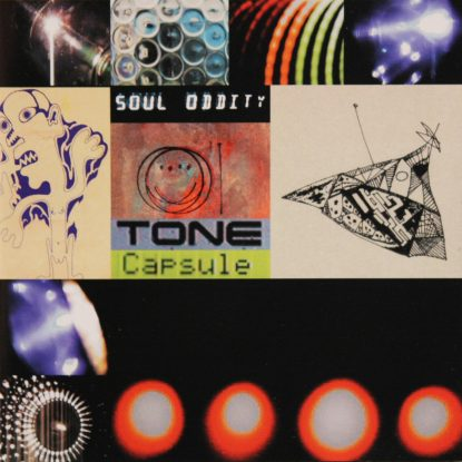 Soul Oddity - Tone Capsule - CD