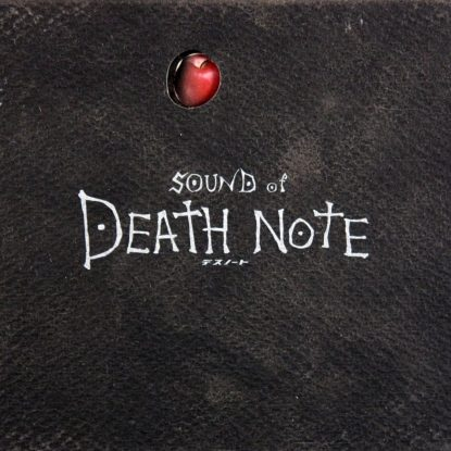 Sound of Death Note - CD