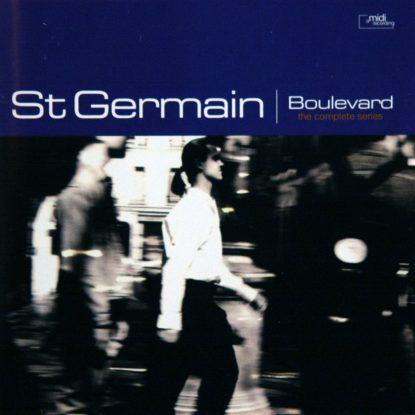 St. Germain - Boulevard - CD