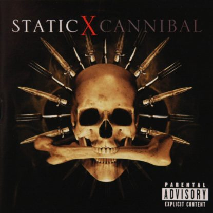 Static X - Cannibal - CD