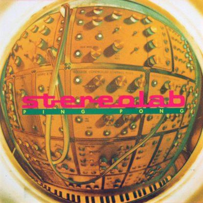 Stereolab - Ping Pong - CD