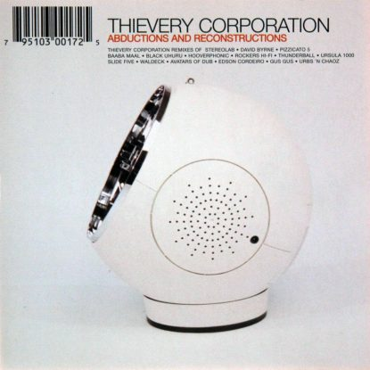Thievery Corporation - Abductions And Reconstructions - CD