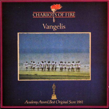 Vangelis - Chariots of Fire Soundtrack - CD