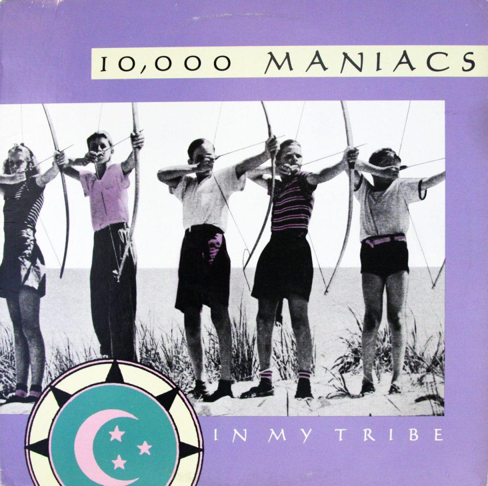 10,000 Maniacs - In My Tribe - Vinyl