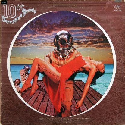 10 CC - Deceptive Bends - Vinyl