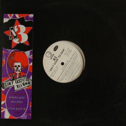 A3 - Aint Goin To Goa - Vinyl