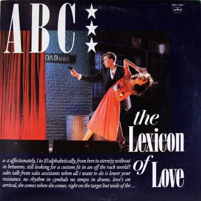 ABC - The Lexicon Of Love - Vinyl