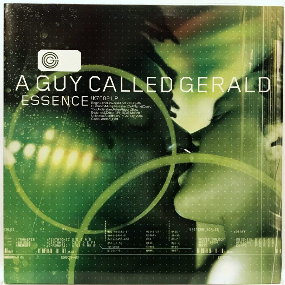 A Guy Called Gerald - Essence - Vinyl
