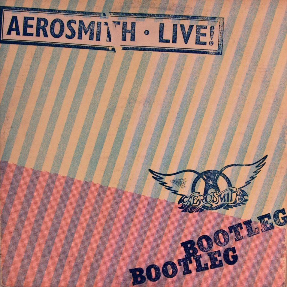Aerosmith - Bootleg / Live! - Vinyl