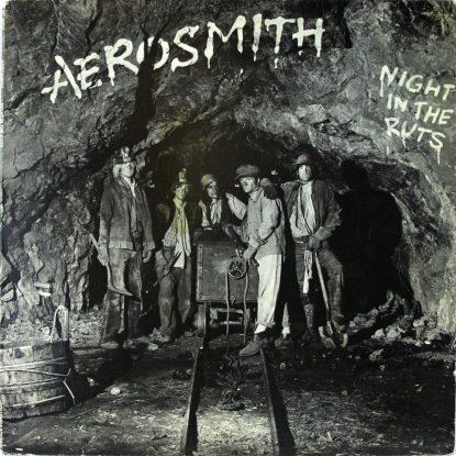Aerosmith - Night in the Ruts - Vinyl