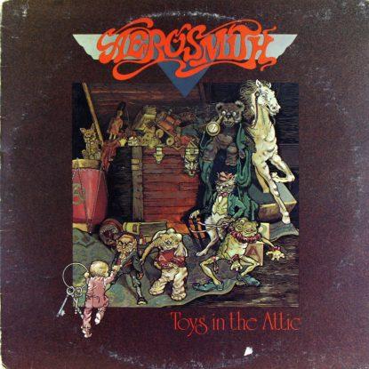 Aerosmith - Toys in the Attic - Vinyl