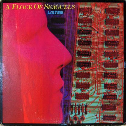 A Flock of Seagulls - Listen - Vinyl