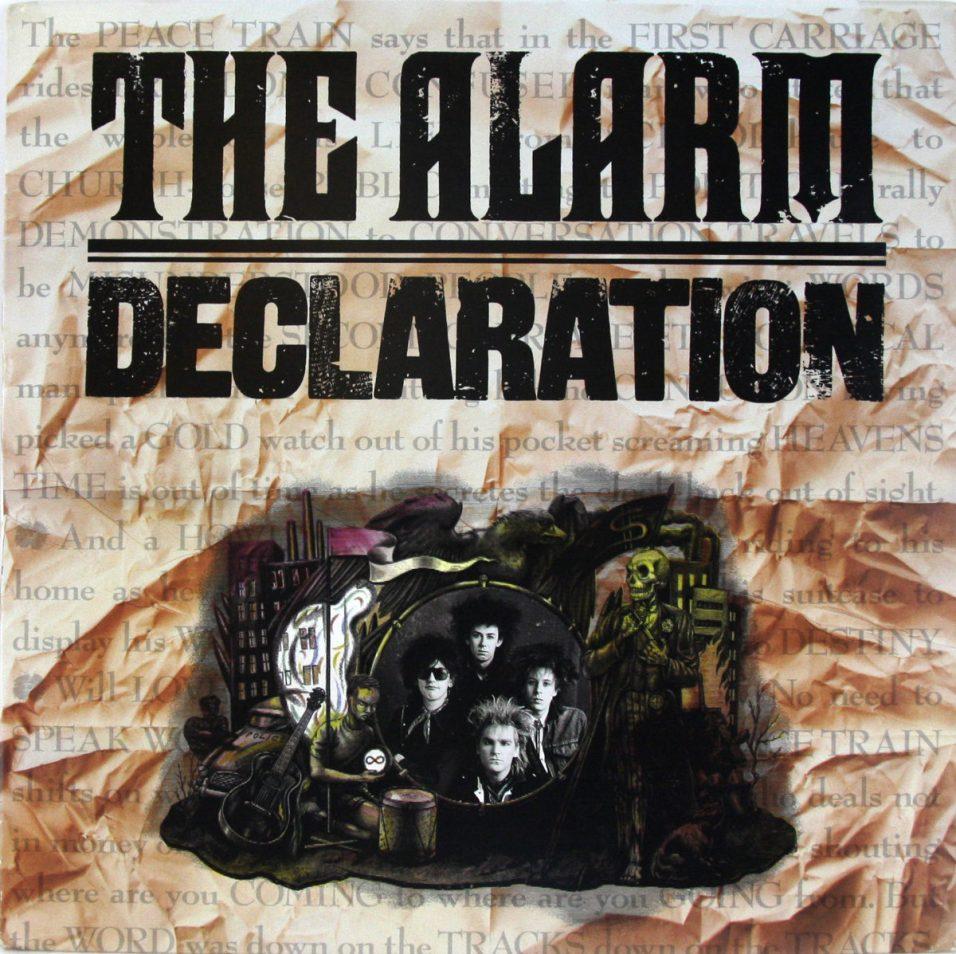 Alarm - Declaration - Vinyl