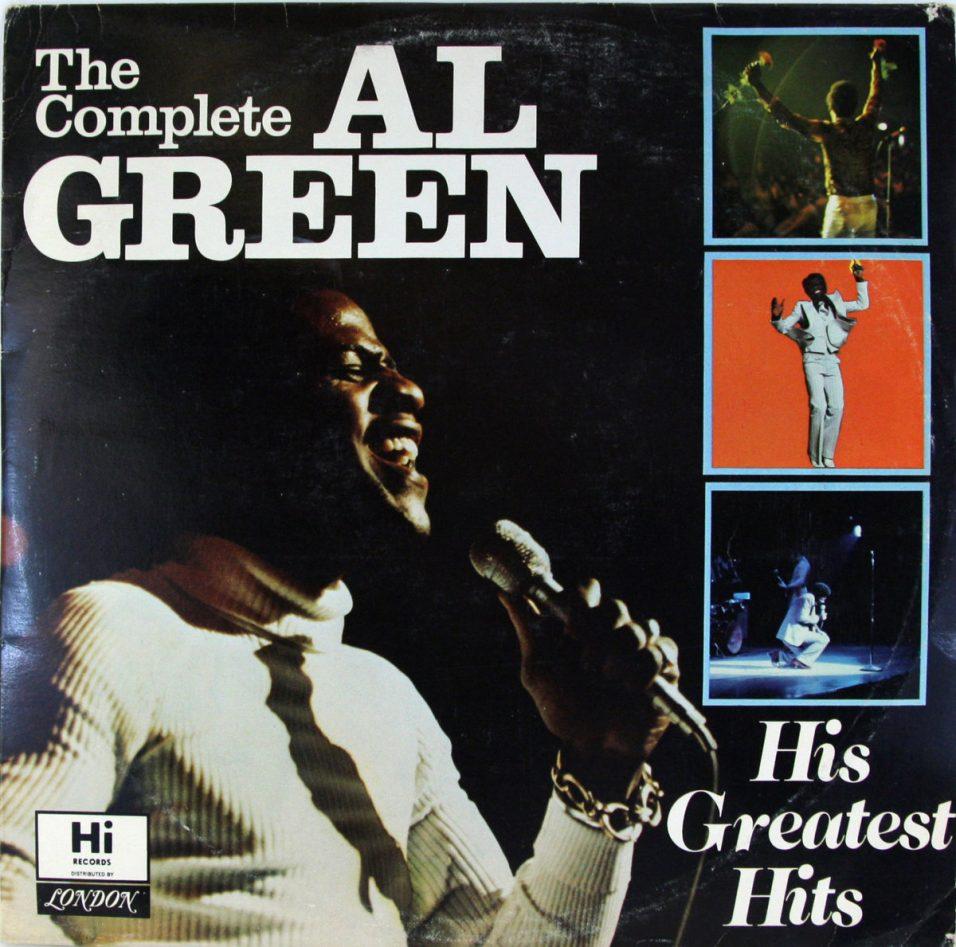 Al Green - His Greatest Hits - Vinyl
