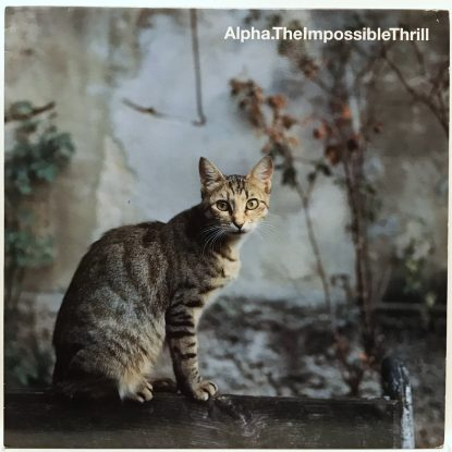 Alpha - The Impossible Thrill - Vinyl