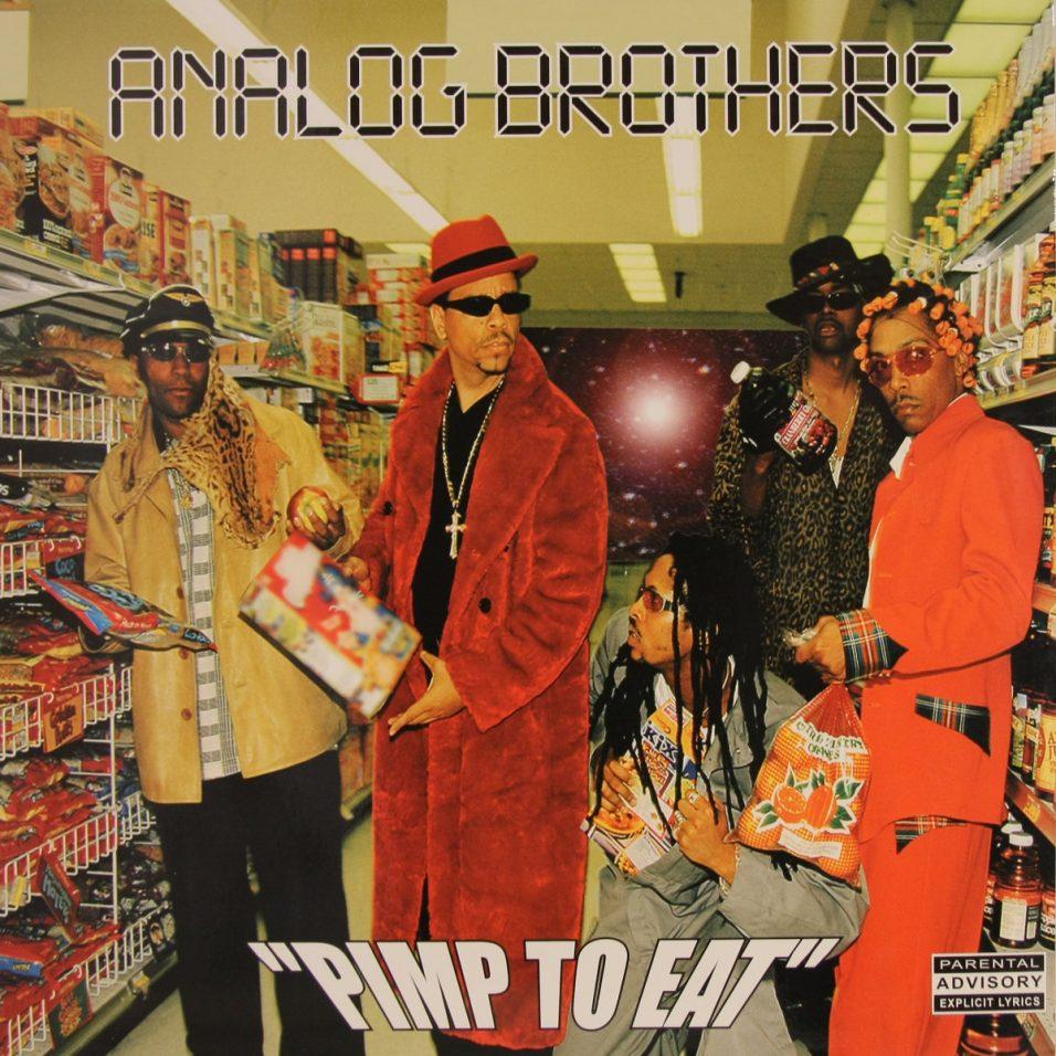 Analog Brothers - Pimp To Eat - Vinyl