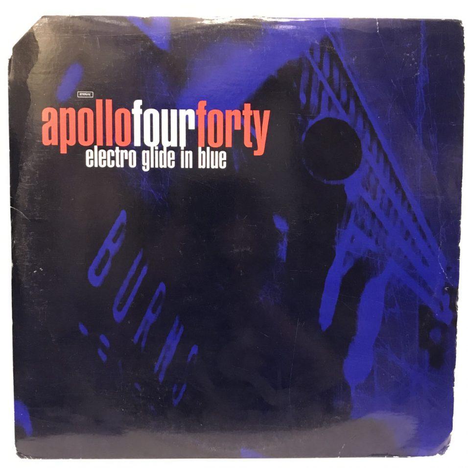 Apollo Four Forty - Electro Glide In Blue - Vinyl