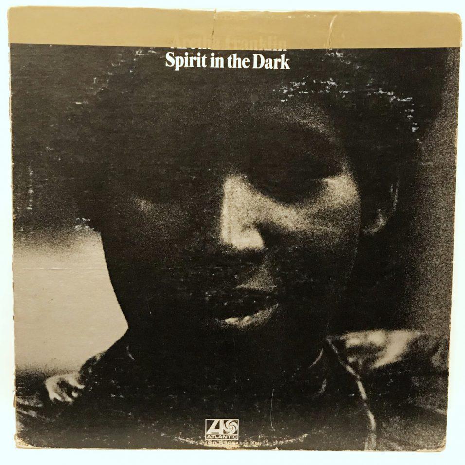 Aretha Franklin - Spirit in the Dark - Vinyl