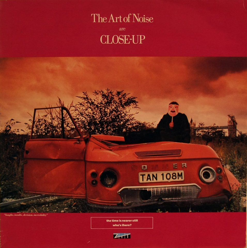 Art of Noise - Close-up - Vinyl