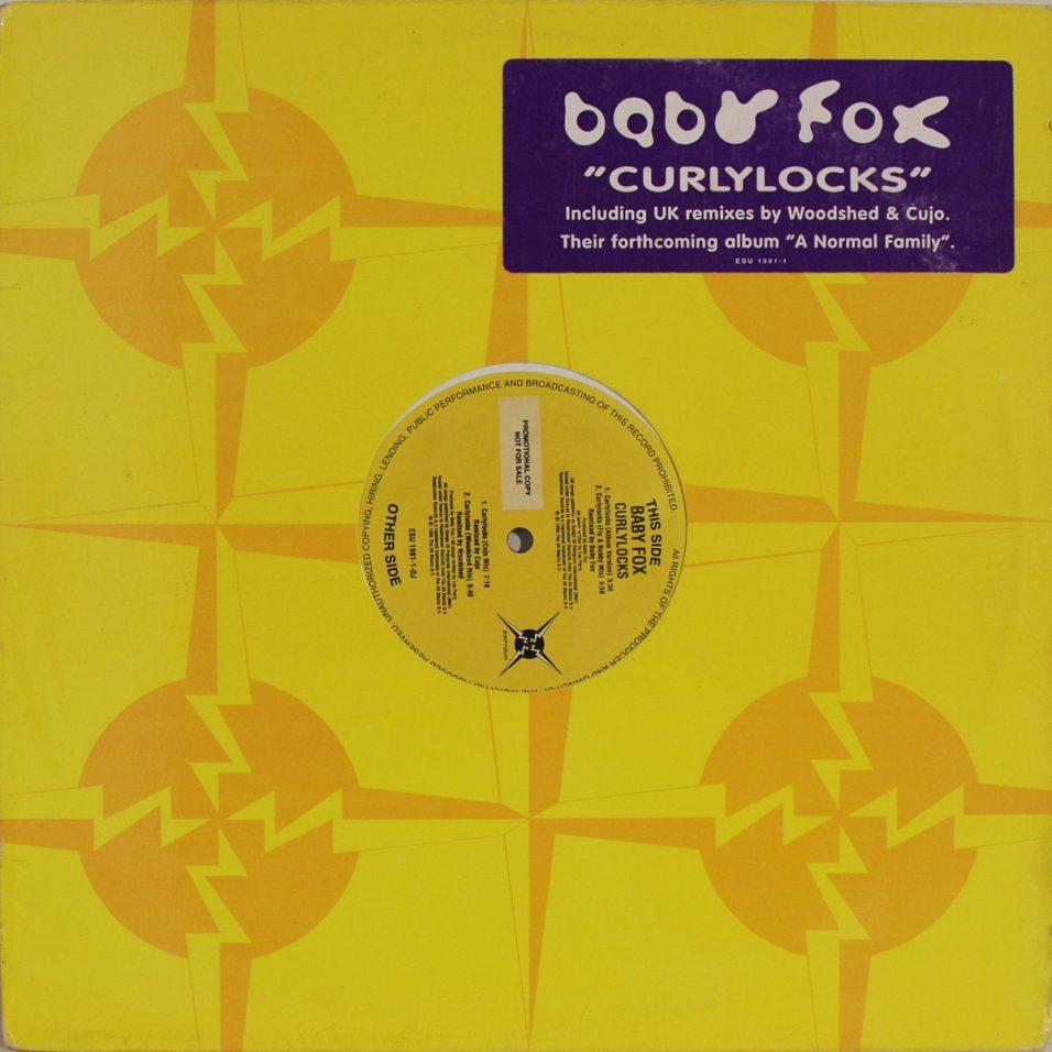 Baby Fox - Curlylocks - Vinyl