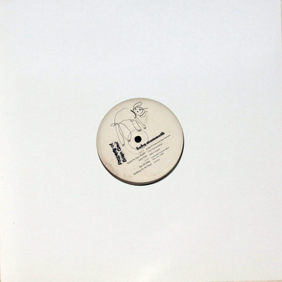 Baby Mammoth - Sound In Your Mouth - Vinyl