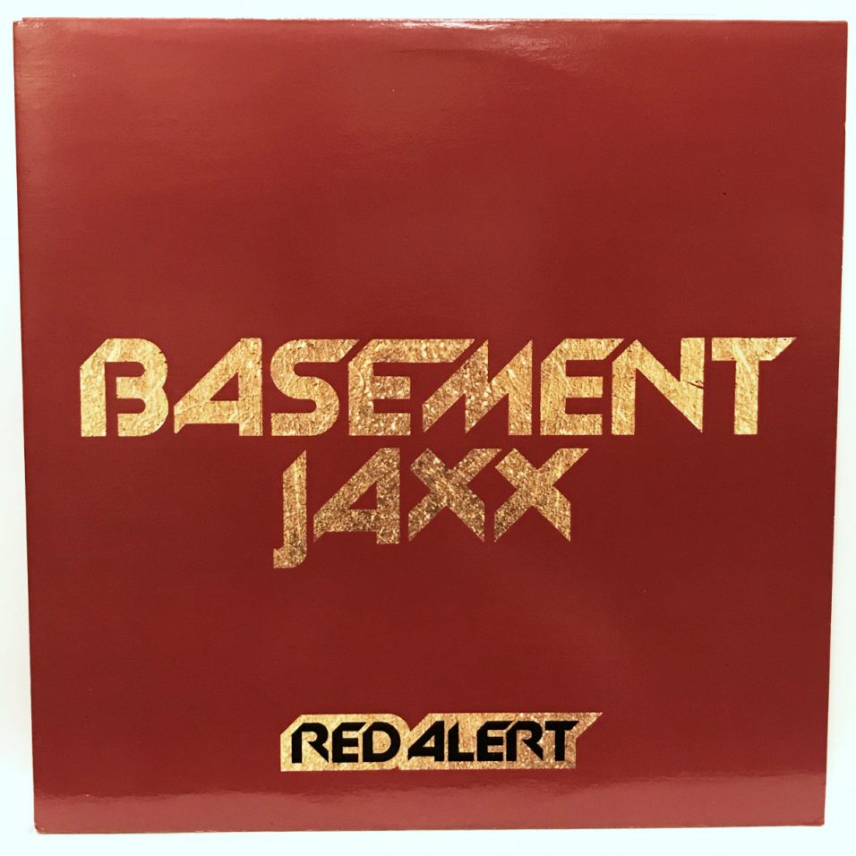 Basement Jaxx - Red Alert - Vinyl