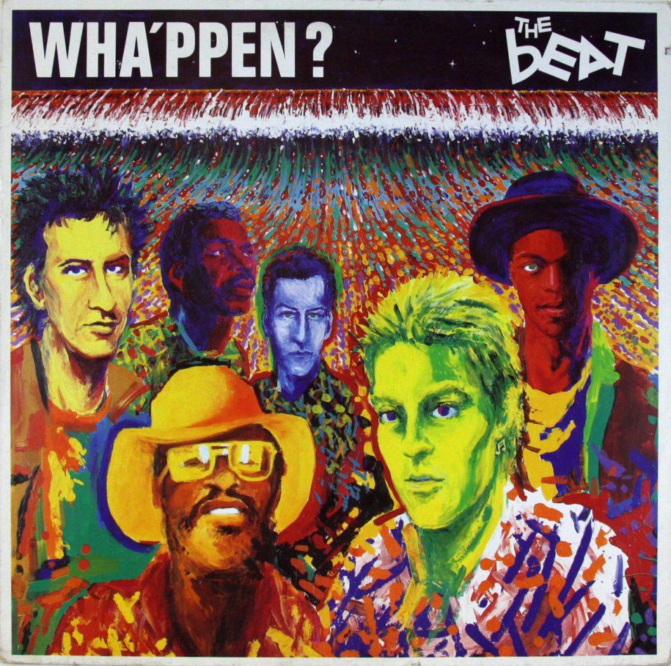 Beat (English) - Wha' Happen? - Vinyl