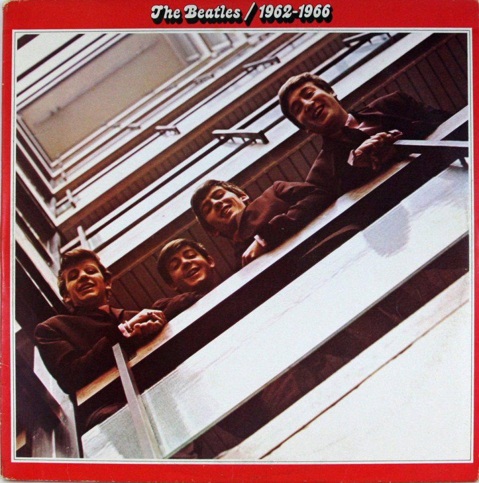 Beatles - 1962-1966 - Vinyl