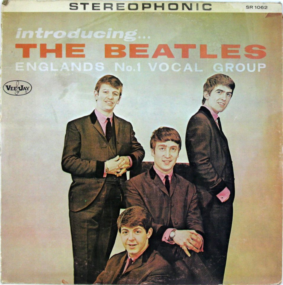 Beatles - Introducing The Beatles England's No. 1 Vocal Group - Vinyl