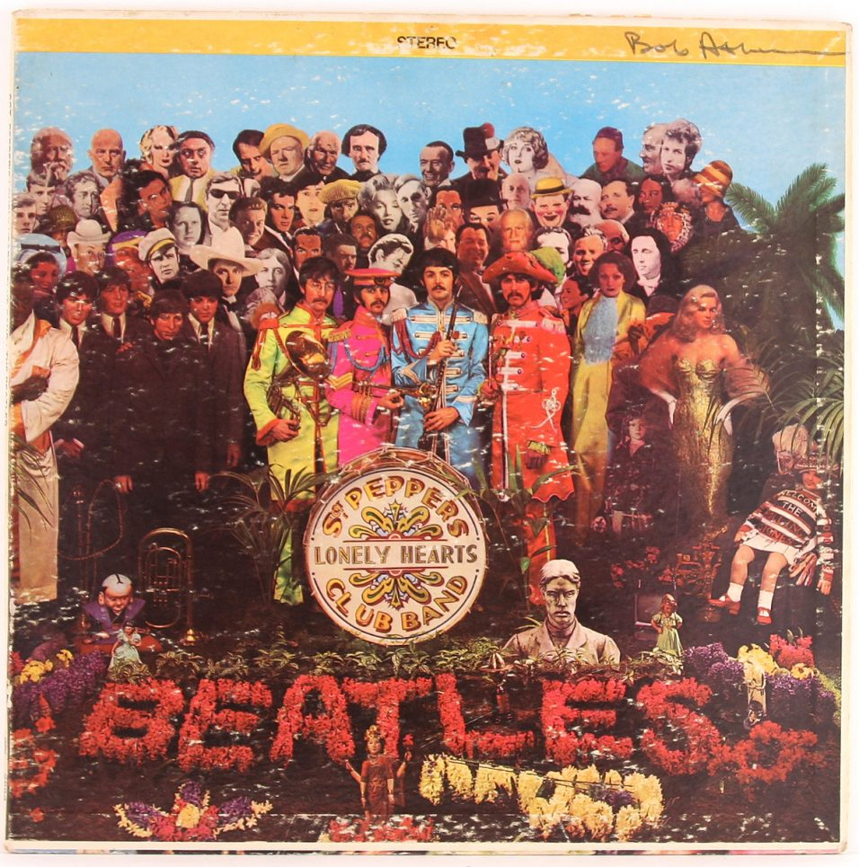 Beatles - Sgt Peppers Lonely Hearts Club Band - Vinyl