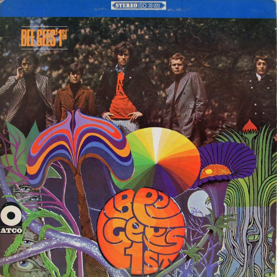 Bee Gees - 1st - Vinyl